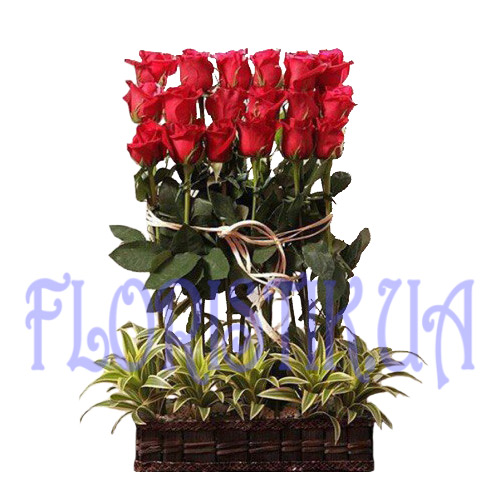 Arrangement for Two Love ― Floristik — Shop online flower delivery all over Ukraine.