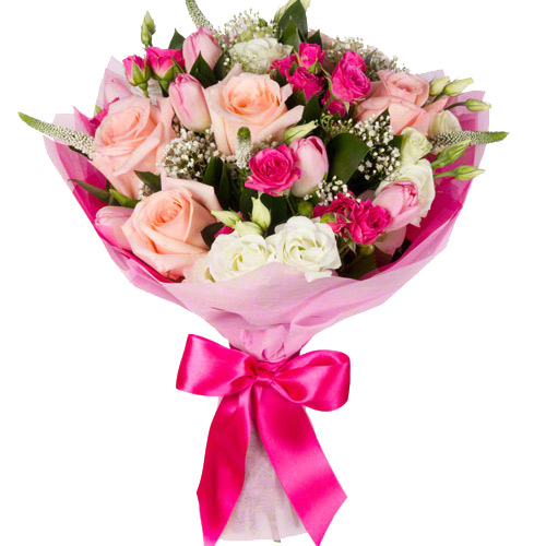 Bouquet Voyage ― Floristik — Shop online flower delivery all over Ukraine.