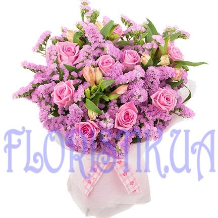 Bouquet Daly ― Floristik — Shop online flower delivery all over Ukraine.