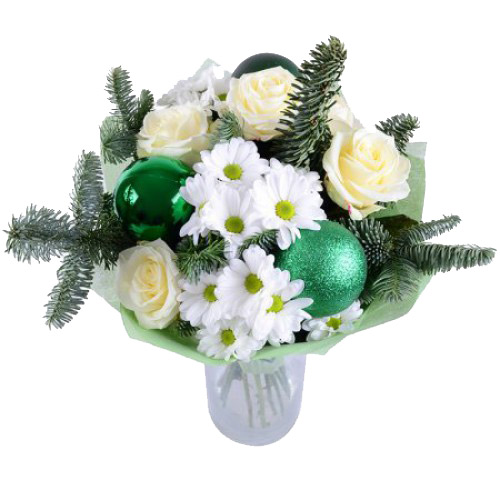 Excellent Surprise Bouquet ― Floristik — Shop online flower delivery all over Ukraine.