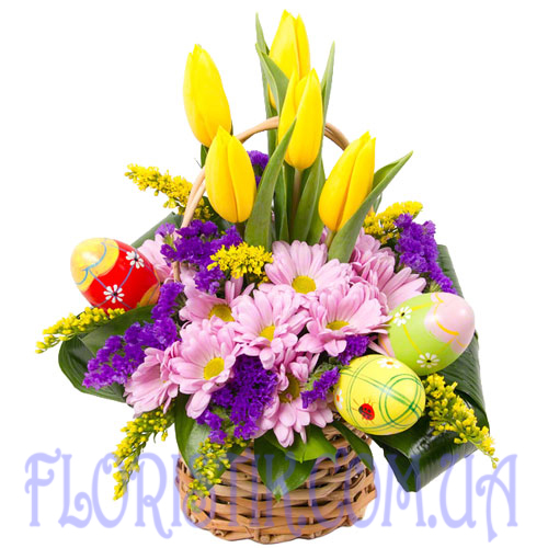 Bright holiday ― Floristik — Shop online flower delivery all over Ukraine.