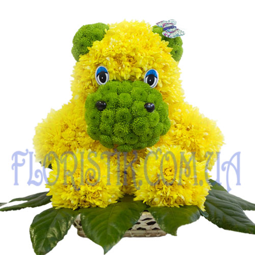 Hippo ― Floristik — Shop online flower delivery all over Ukraine.