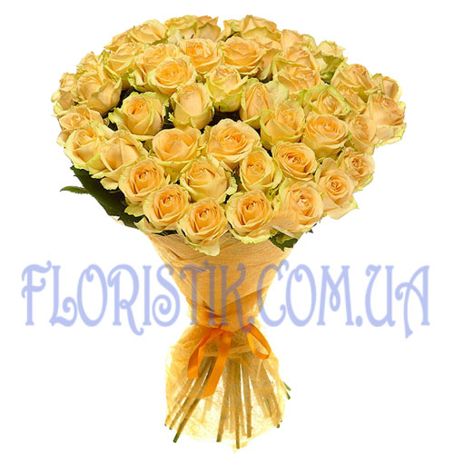 Champagne Rose Colors ― Floristik — flower delivery all over Ukraine
