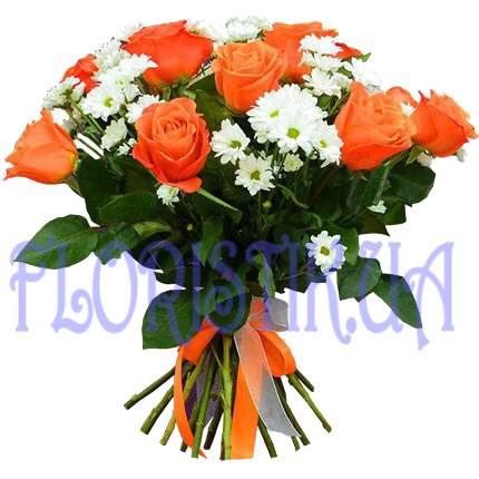 Bouquet Emotions ― Floristik — flower delivery all over Ukraine
