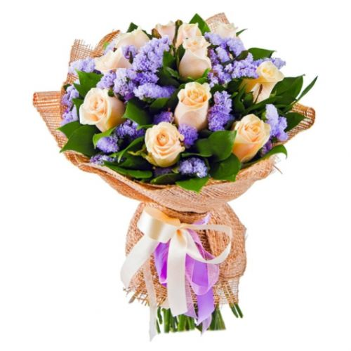 Bouquet Ravenna ― Floristik.ua — Shop online flower delivery all over Ukraine and the world