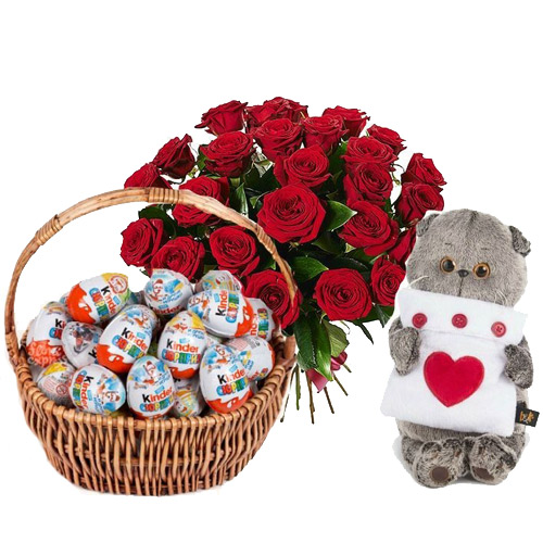 Super Present ― Floristik — Shop online flower delivery all over Ukraine.